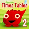 KeyStageFun - Squeebles Times Tables 2 artwork